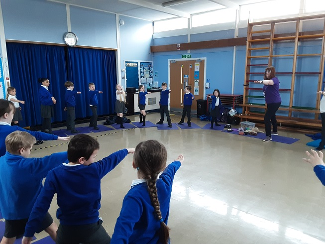 Curdworth pupils are benefitting from a programme designed to support mental health and wellbeing.