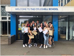 40% of Coleshill sixth firm students will be attending Russell Group universities.