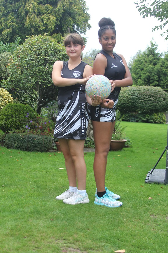 Maddy and Maya will be taking part in an elite training course and competing against other counties.