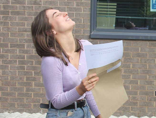 Plantsbrook pupils have received outstanding A level results