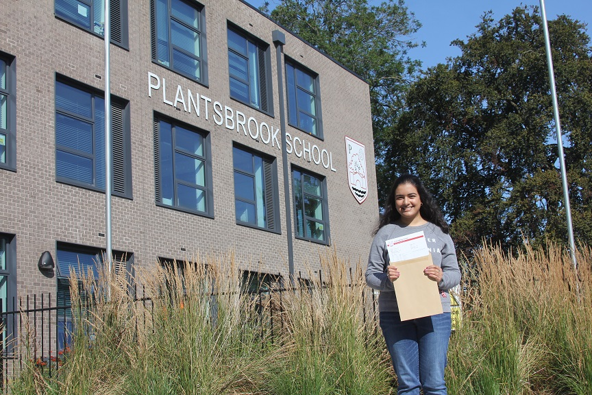A number of Plantsbrook students achieved outstanding results.