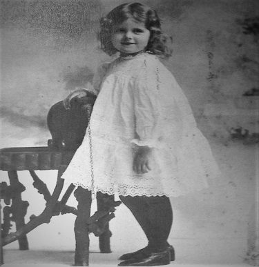 Janice Rankin, the little girl who grew up to found Sutton's oldest independent school.